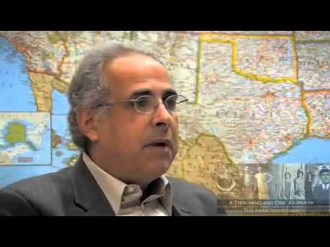 John Zogby - Arab American Experience Interview