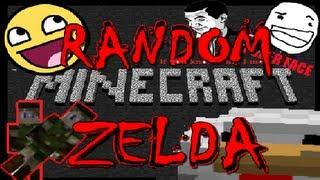 Minecraft Zelda-Un dia en la Vida de link -Zoofilia y adiccion a los patos