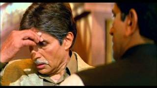 Bollywood Movie - Khakee - Patriotic Scene - Amitabh Bachchan - DCPs Faith Solid As Rock