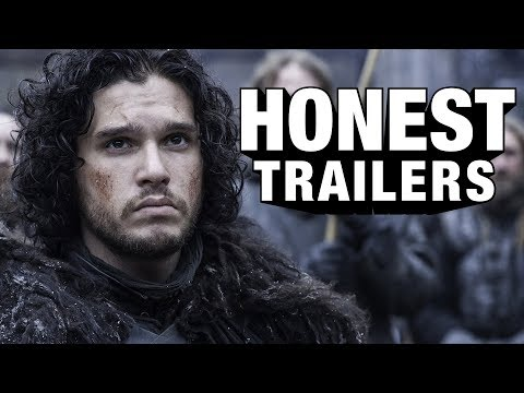 Honest Trailers - Game of Thrones Vol. 2 thumbnail