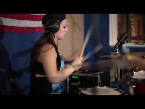 Hallowed Be Thy Name - Iron Maiden drum cover