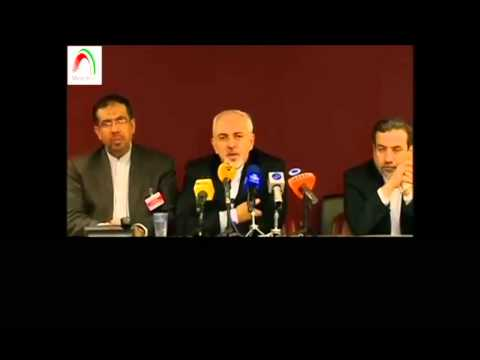 Iranian FM, Javad Zarif, comments on nuclear deal
