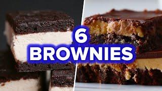 6 Creative Brownie Recipes