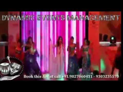Singer Shibani Kashyap Sajna Aa Bhi Ja Live Perfomance - Wedding...