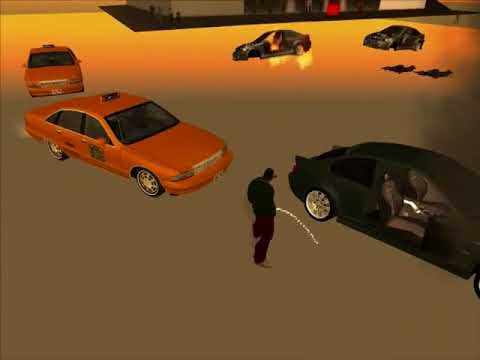 GTA San Andreas: Awesome tuning car mods