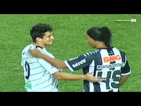 O melhor jogo do Ronaldinho Gaúcho no Atlético MG