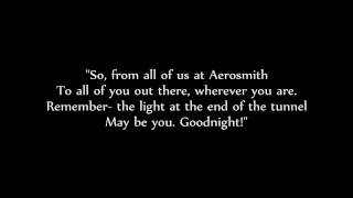 Aerosmith - Amazing (lyrics) [HD]