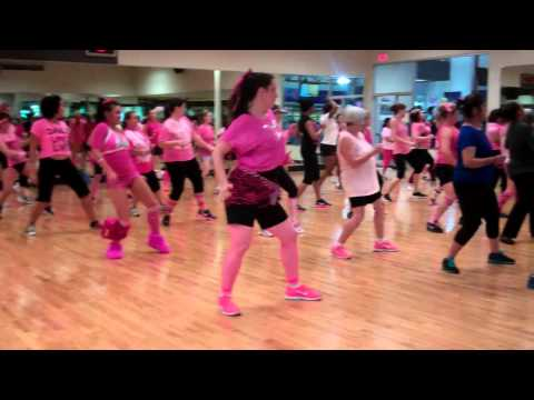 Wobble- Zumba Party In Pink video