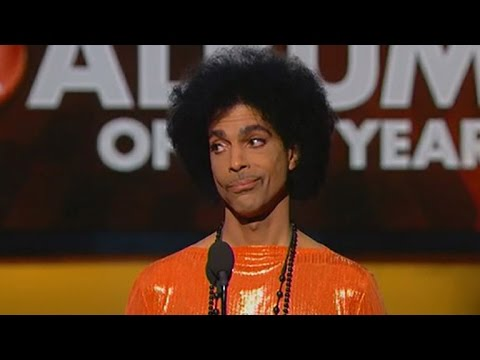WATCH: Prince Kicking Kim Kardashian Off Stage and 6 Other Times He Spoke His Mind