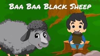 Baa Baa Black Sheep  | Nursery Rhymes And Kids Song