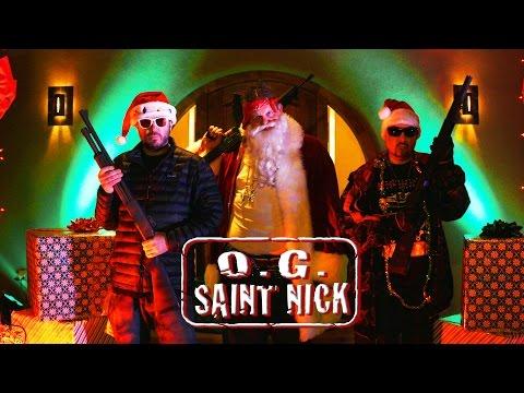 The Wacky Circumference - Jolly Old Saint Nicholas