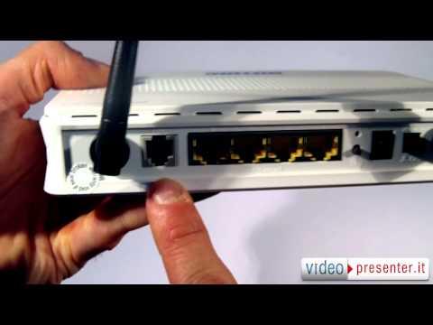 Router Wireless - Router Wireless BILLION  BiPAC 5200N   VIDEOPRESENTER.IT