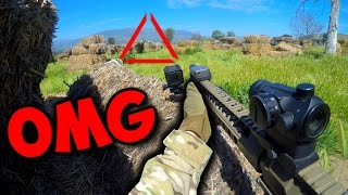 AIMBOT in Airsoft! 😳 Target Lock-On