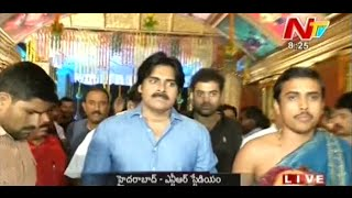 Pawan Kalyan Attends At 7th Day Bhakthi TV Koti Deepothsavam