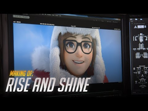 """The Making of """"Rise and Shine"""" 