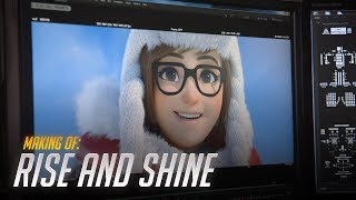 "The Making of ""Rise and Shine"" 