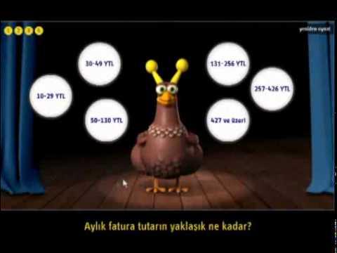 Turkcell - Tarife Yumurtlayan Tavuk