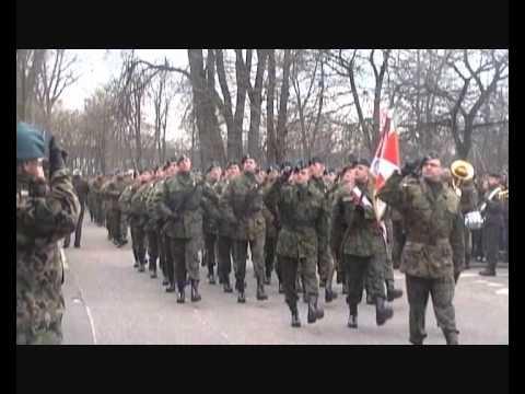 Przysięga Wojskowa Zegrze 2011