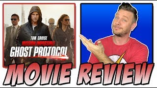 Mission: Impossible: Ghost Protocol (2011) | Movie Review (A Brad Bird Film)