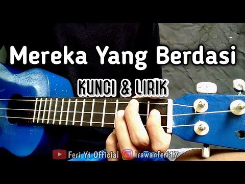 Download  MEREKA YANG BERDASI Kunci &  cover kentrung ukulele by Feri Yt  Gratis, download lagu terbaru