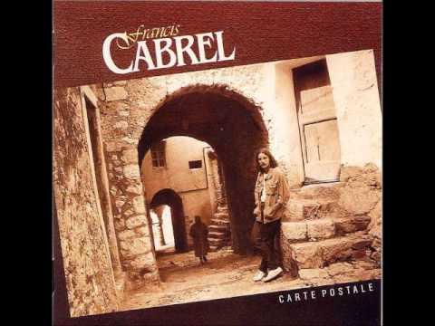 Francis Cabrel - Chauffard