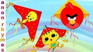 """Anon Rhymes Presents """"Kite Song"""" For Kids 
