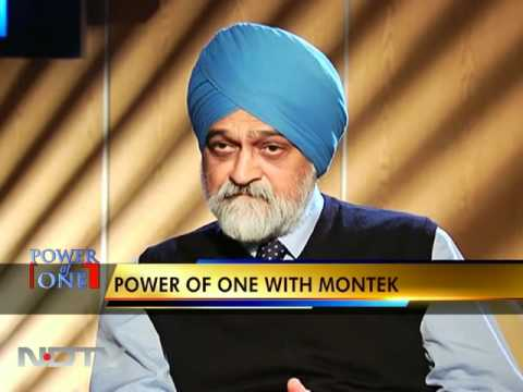 Power of One with Montek Singh Ahluwalia