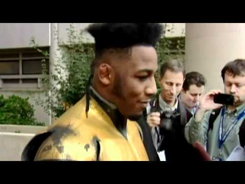 SUPERHERO UNMASKED: Vigilante Phoenix Jones reveals true identity