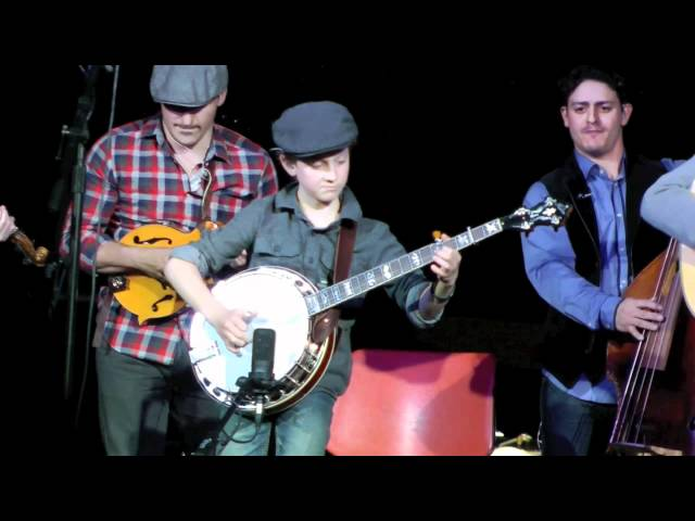 Sleepy Man Banjo Boys -  Crowe on the Banjo (Bugle Call Rag)