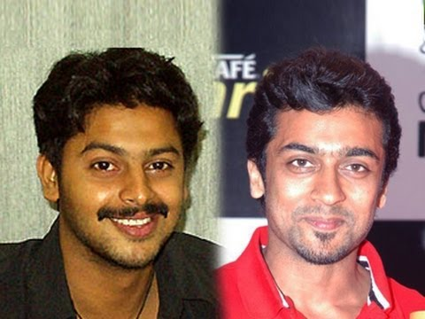 Surya was asked to play Villain in Srikanth's film