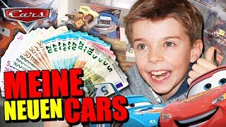 LEONs CARS 3 SHOPPING Tour - Nach Weihnachts Geschenke 🎁  Lulu & Leon - Family and Fun