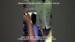 Brave sri lankan girl reacts to sexual harresment in pubic transportation