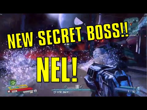 Borderlands The Pre Sequel: Secret Boss- Nel! Guide And Legendary Sniper Drop! video