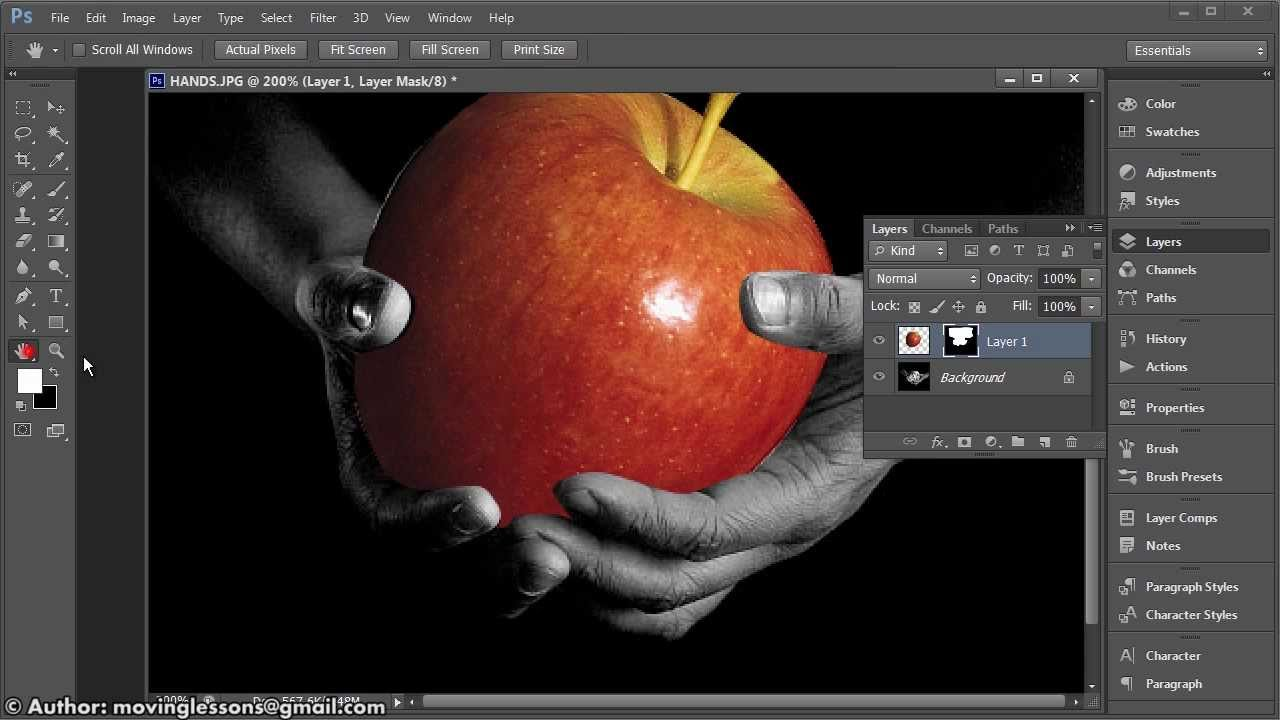 how to use photoshop cs5 for beginners