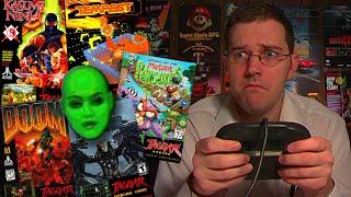 Atari Jaguar (Part 2) - Angry Video Game Nerd - Episode 66