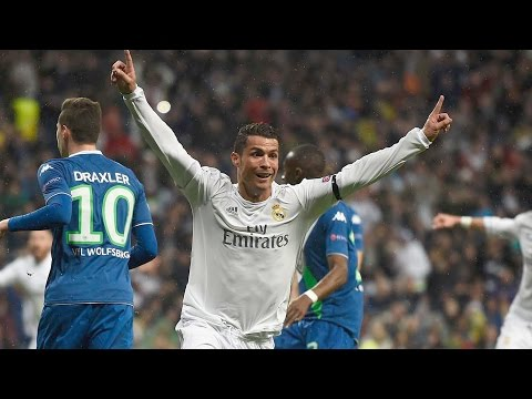 Watch Cristiano Ronaldo's Amazing Hat Trick, Sends Team to Champions League Semis