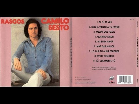 Camilo Sesto - Estoy Desnudo