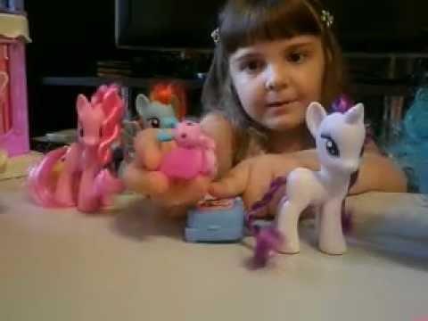 Игрушки Пони Май Литл (My Little Pony)