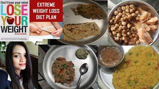I tried Rujuta Diwekar weightloss diet plan - 900Calories diet plan| Full day Weightloss meal plan