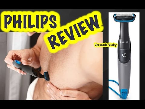 Philips 1025/15 | Philips BG1025 Unboxing & Review / Philips Bodygroom Series 1000 / Philips Trimmer