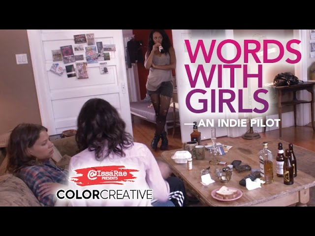 WORDS WITH GIRLS - A ColorCreative.TV Pilot