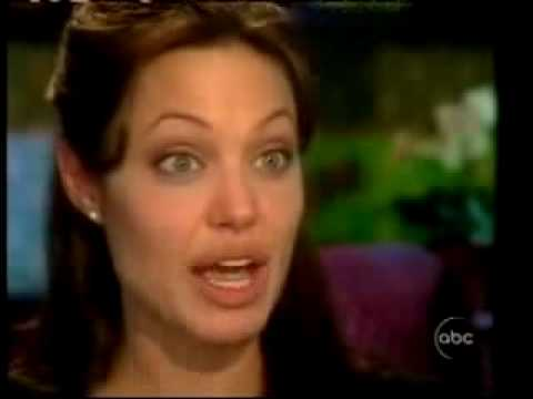 Barbara Walters Presents: The 10 Most Fascinating People of 2006: In this clip, Barbara Walters interviews Actress Angelina Jolie (January #39;07 Vogue
