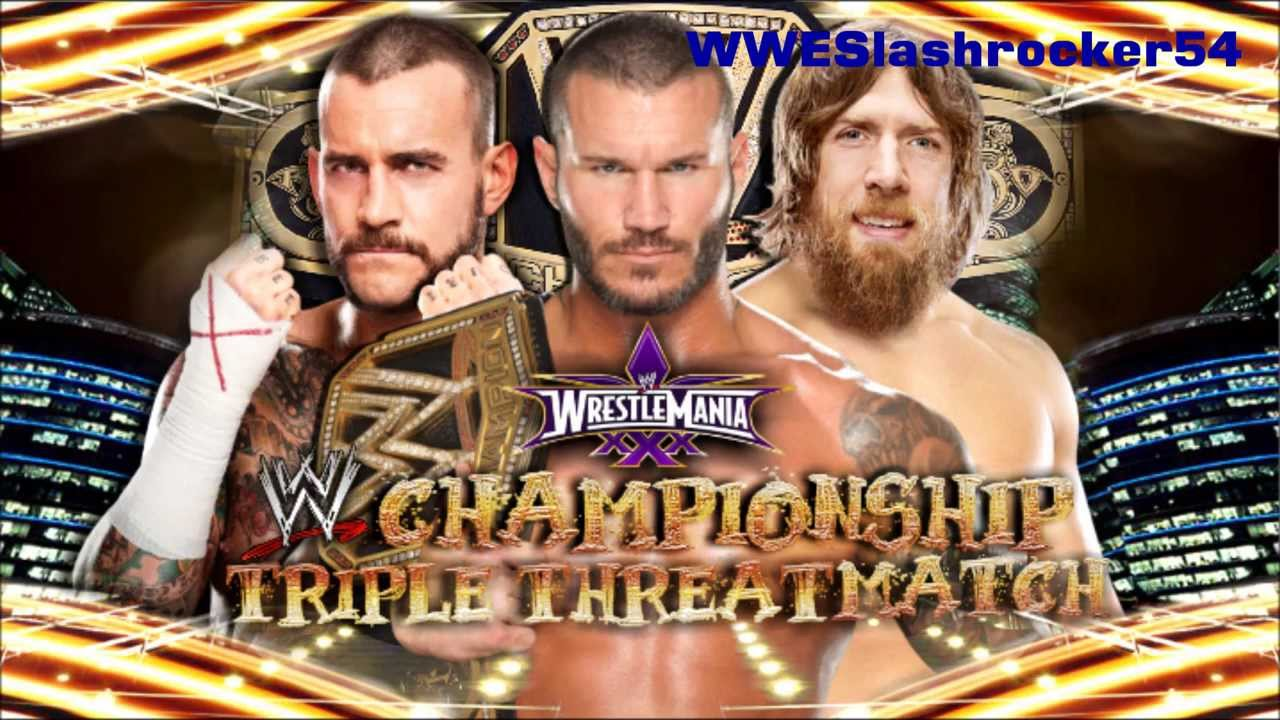 Match Wwe Wrestlemania 30 Wwe Wrestlemania 30 Full Match