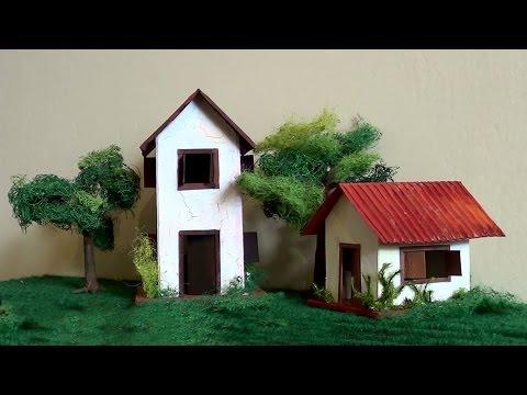 Casas y Miniaturas Escala