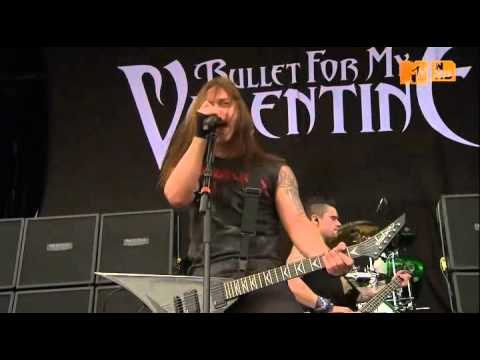 Bullet For My Valentine - All These Things I Hate (revolve Around Me) [live] video