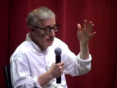 Woody Allen At The JBFC
