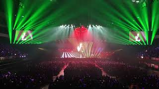 林俊傑 聖所世界巡迴演唱會 台北站 壓軸場20190217 不能說的秘密 完整片段