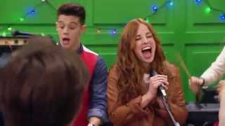"Violetta 3 - Los chicos interpretan ""Supercreativa"" (Ep 57) HD"