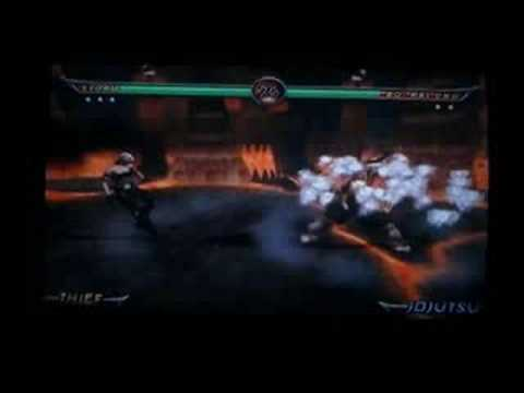 Storm in Mortal Kombat (Punk)