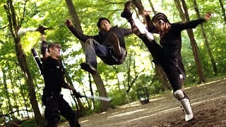 KILL ORDER Official Trailer (2018) Martial Arts Sci-Fi Action Movie HD